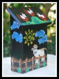 Moo Cow Mailbox